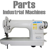Parts & Accessories for Industrial Sewing Machines
