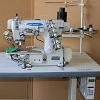 Automatic Coverstitch with left cutter AtlasUSA AT31026D-35ZDUT