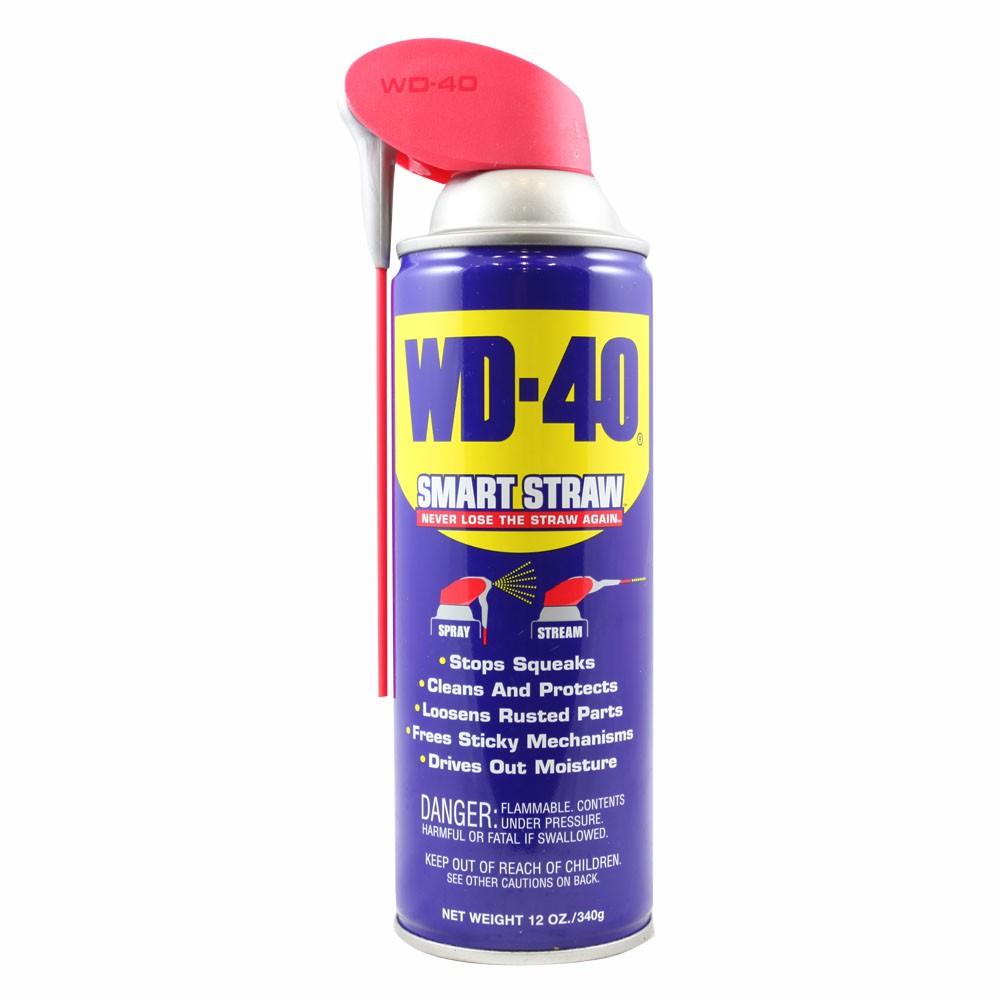 WD-40 w/ smart straw 12oz.