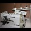 Automatic Double Needle Sewing Machine Brother LT2-B875-907 Tag # 4182