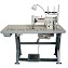 CONSEW 206RB-5 WALKING FOOT SEWING MACHINE (Complete with motor and table)