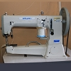 Walking foot machine for sewing saddles and harness ATlasUSA AT441