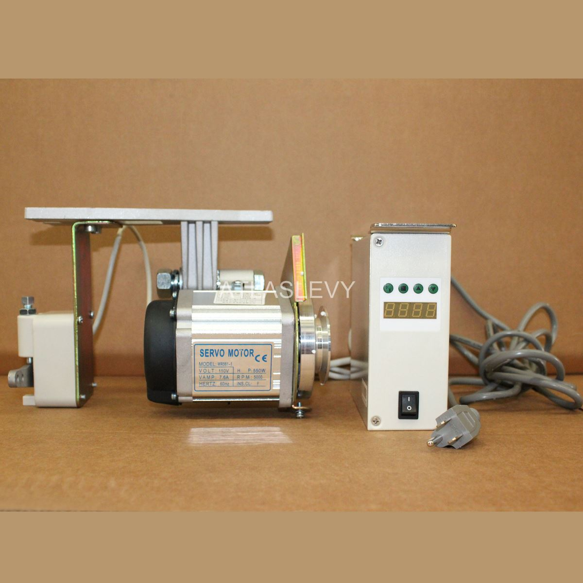 Industrial Servo Motor For Sewing Machines Wr561 1